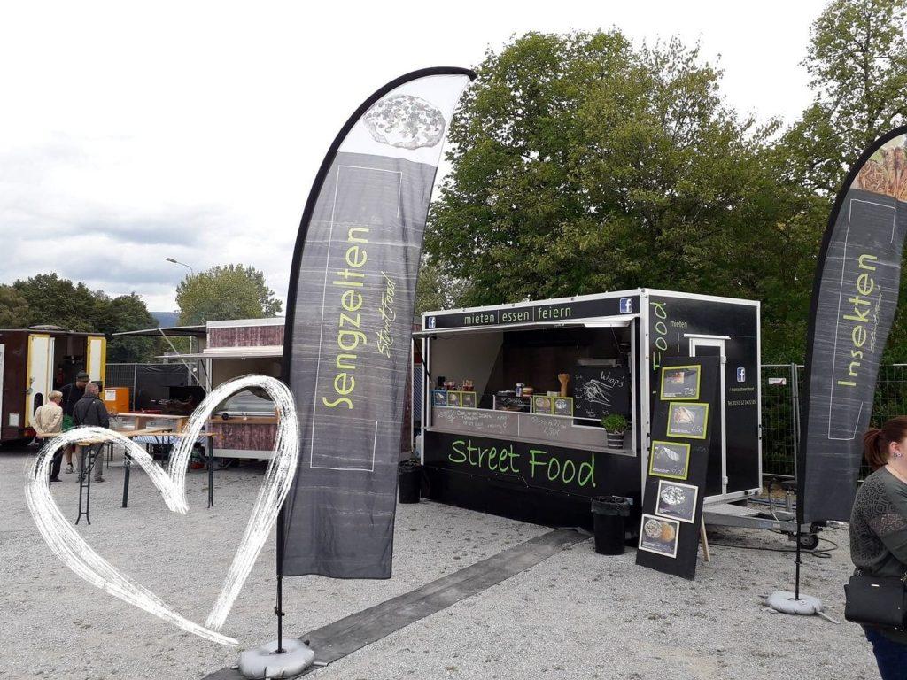 Marcos Streetfood Truck und Sengzelten Streetfood