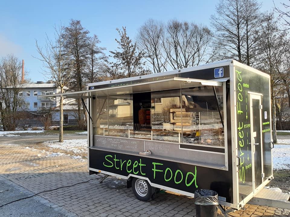 Marcos Streetfood Truck im Winter